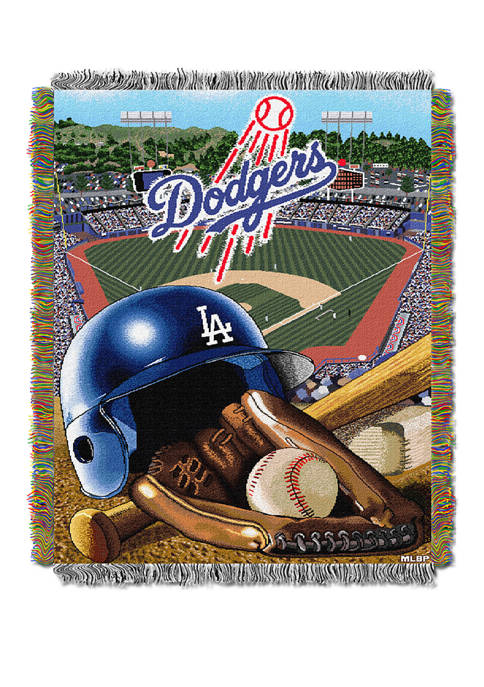 MLB Los Angeles Dodgers HomeField Advantage Tapestry