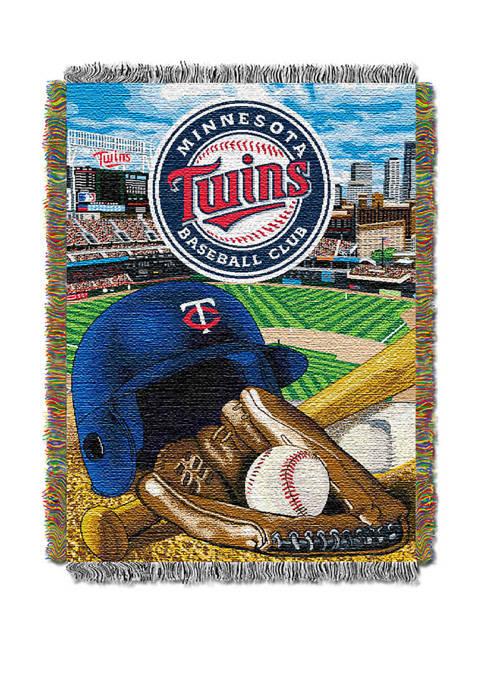 MLB Minnesota Twins HomeField Advantage Tapestry