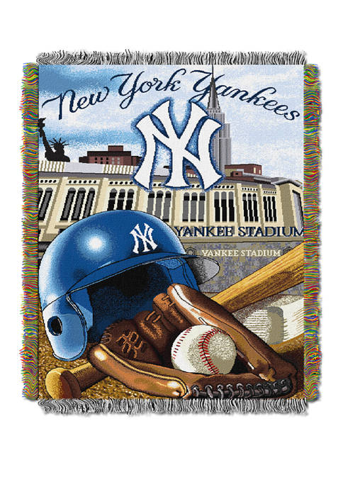 MLB New York Yankees HomeField Advantage Tapestry