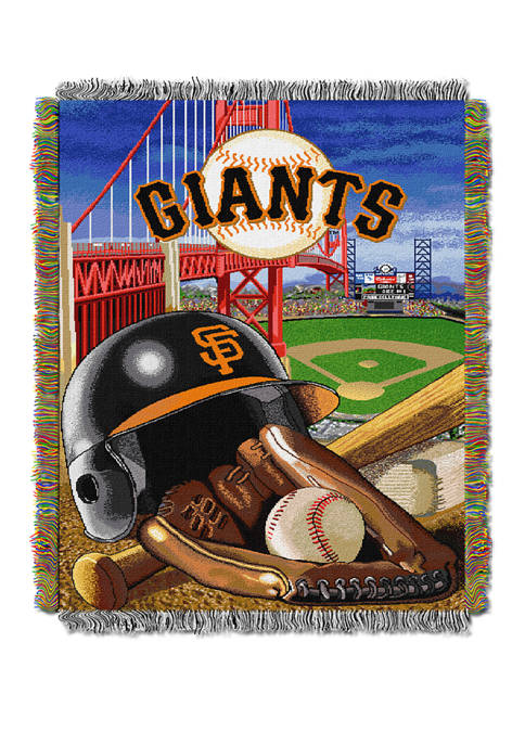 MLB San Francisco Giants HomeField Advantage Tapestry