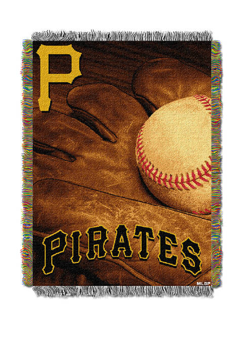 MLB Pittsburgh Pirates Vintage Throw Tapestry
