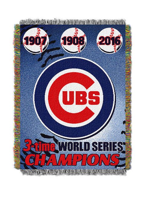 The Northwest Company MLB Chicago Cubs Commemorative Series