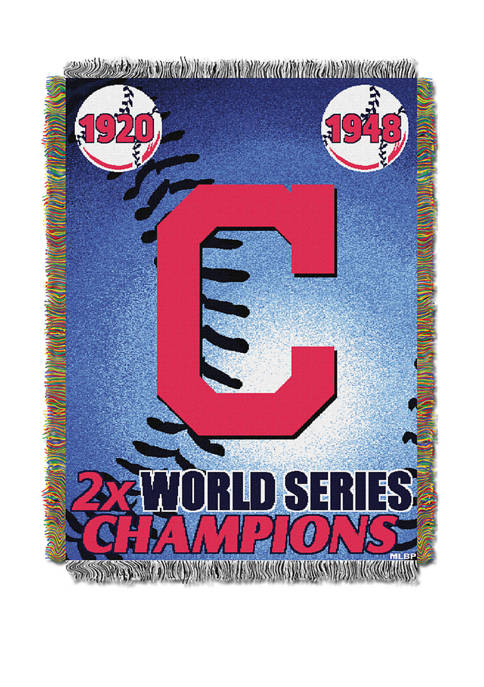 The Northwest Company MLB Cleveland Indians Commemorative Series