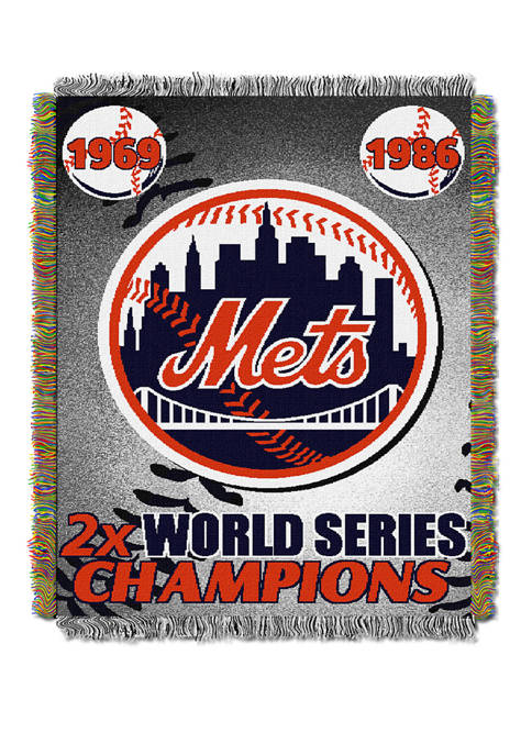 MLB New York Mets Commemorative Series Tapestry