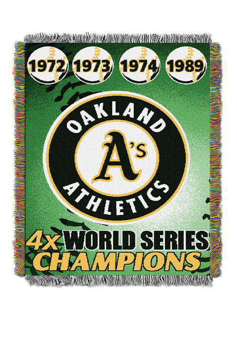 The Northwest Company MLB Oakland Athletics Commemorative Series