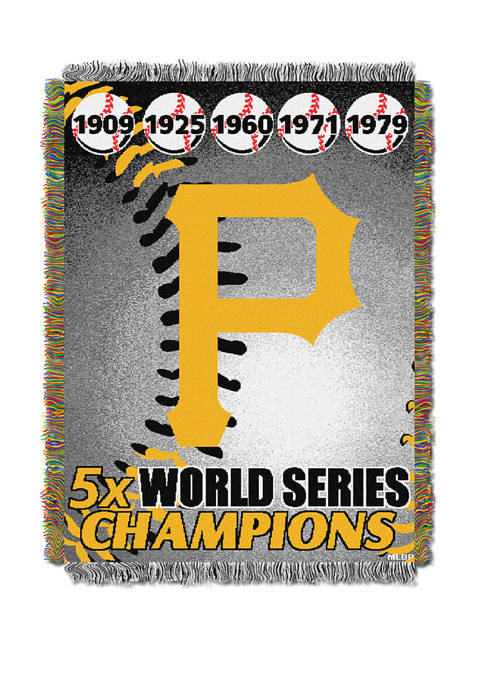 MLB Pittsburgh Pirates Commemorative Series Tapestry