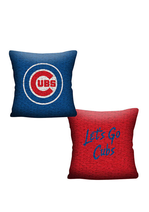 The Northwest Company MLB Chicago Cubs Invert Pillow