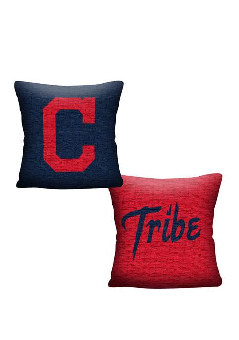 MLB Cleveland Indians Invert Pillow