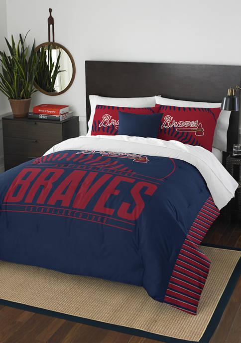 The Northwest Company MLB Atlanta Braves Grandslam Comforter