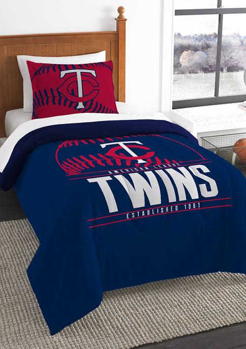 The Northwest Company MLB Minnesota Twins Grandslam Comforter