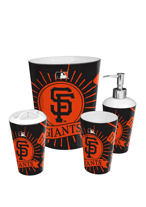 The Northwest Company MLB San Francisco 4 Piece