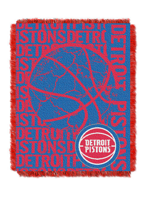 The Northwest Company NBA Detroit Pistons Double Play