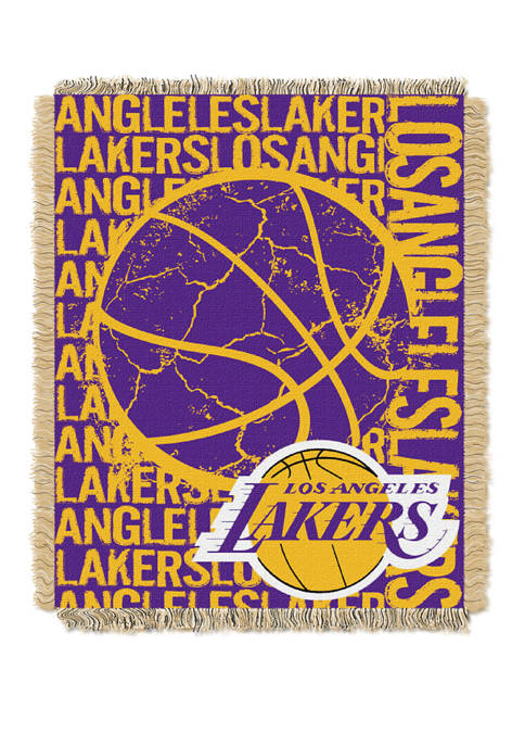 The Northwest Company NBA Los Angeles Lakers Double