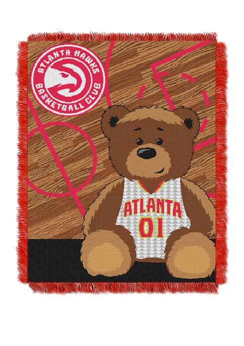 NBA Atlanta Hawks Half Court Baby Throw