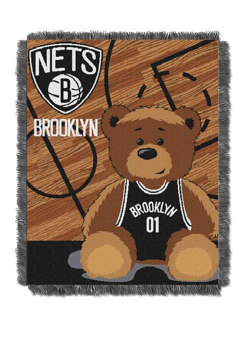NBA Brooklyn Nets Half Court Baby Throw