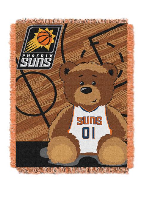 NBA Phoenix Suns Half Court Baby Throw