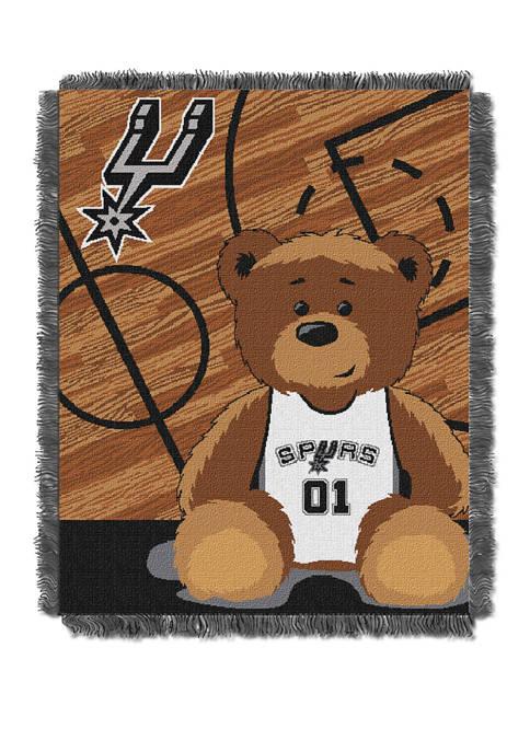 NBA San Antonio Spurs Half Court Baby Throw