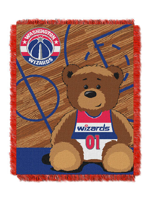 NBA Washington Wizards Half Court Baby Throw
