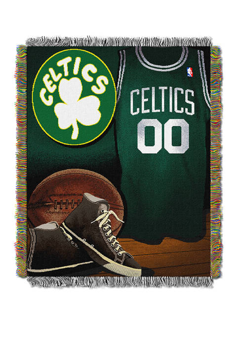 The Northwest Company NBA Boston Celtics Vintage Throw