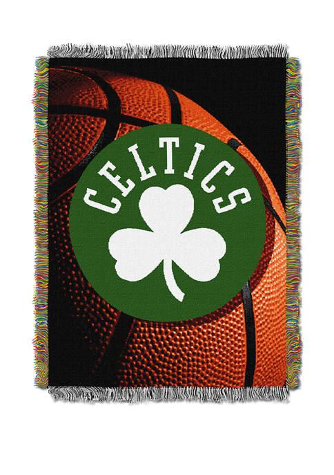 NBA Boston Celtics Photo Real Throw