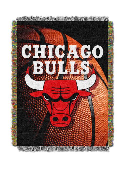 NBA Chicago Bulls Photo Real Throw