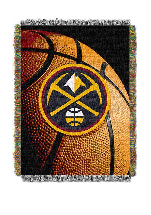 NBA Denver Nuggets Photo Real Throw