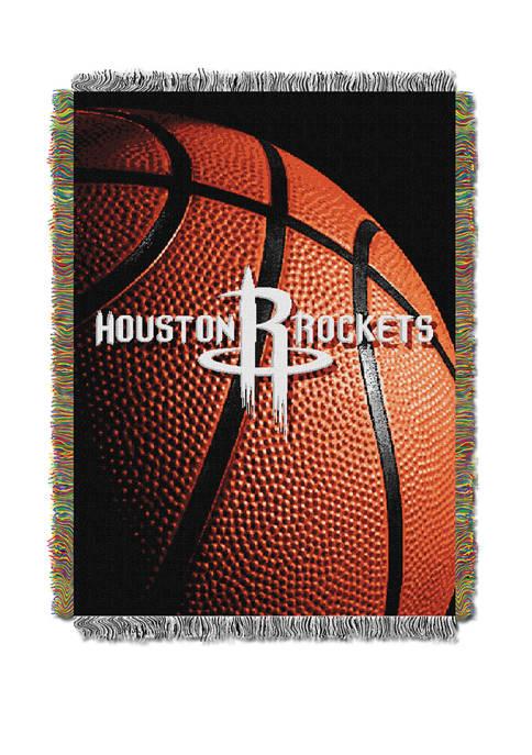 NBA Houston Rockets Photo Real Throw