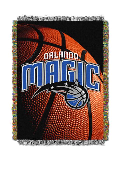 48 in x 60 in NBA Orlando Magic Photo Real Throw
