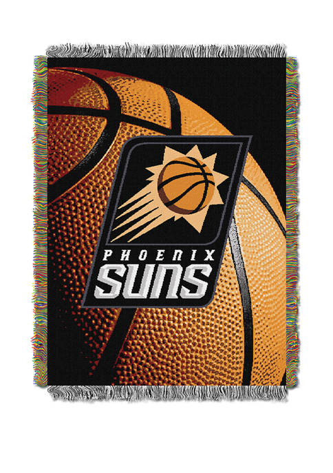 48 in x 60 in NBA Phoenix Suns Photo Real Throw