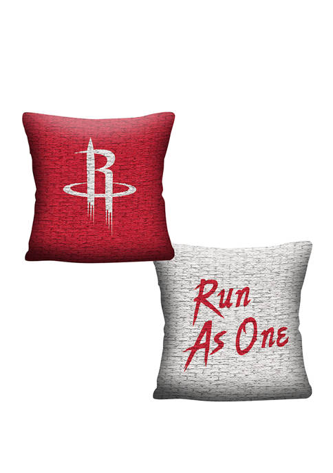 The Northwest Company NBA Houston Rockets Invert Pillow