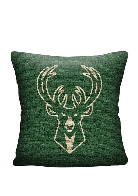 The Northwest Company NBA Milwaukee Bucks Invert Pillow