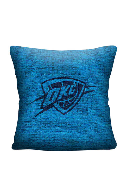 NBA Oklahoma City Thunder Invert Pillow