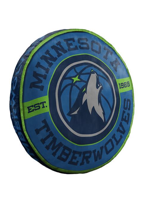 NBA Minnesota Timberwolves Cloud Pillow