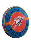 NBA Oklahoma City Thunder Cloud Pillow
