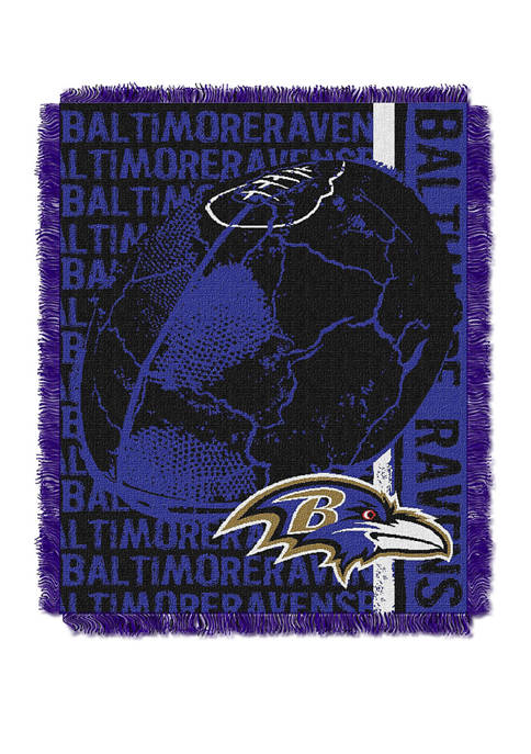 The Northwest Company NFL Baltimore Ravens Double Play