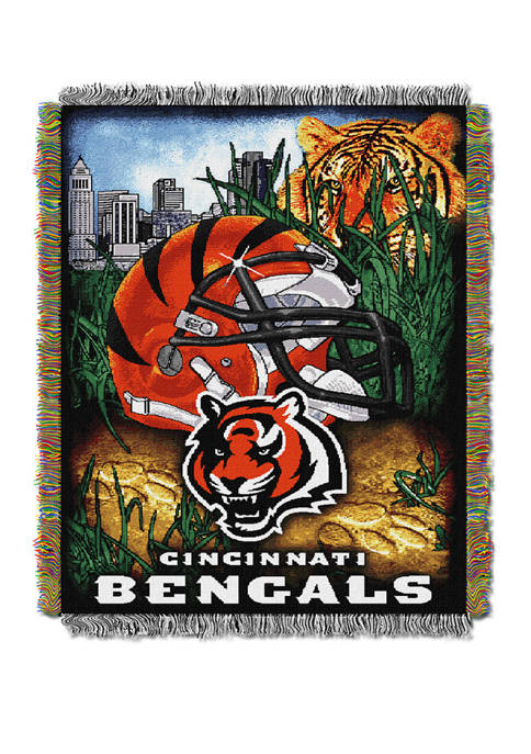 The Northwest Company NFL Cincinnati Bengals Home Field
