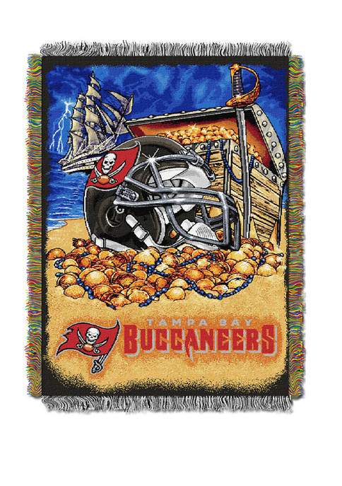 NFL Tampa Bay Buccaneers Home Field Advantage Tapestry