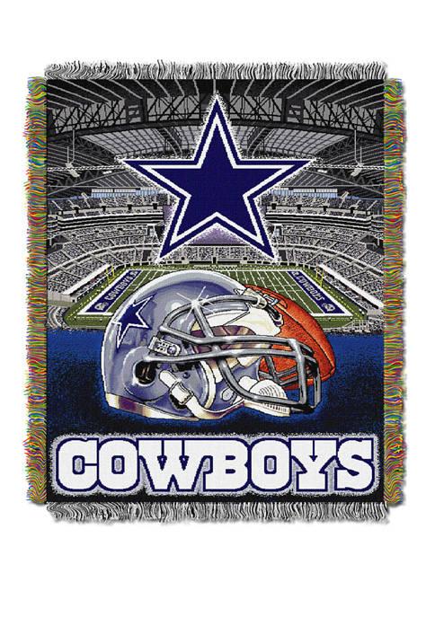 NFL Dallas Cowboys Home Field Advantage Tapestry