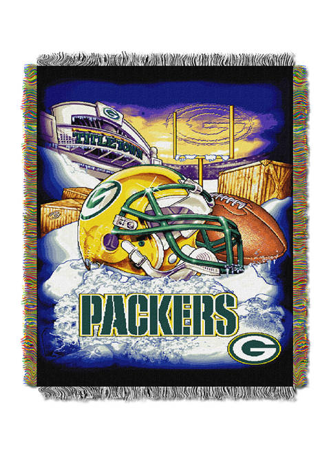 NFL Green Bay Packers Home Field Advantage Tapestry