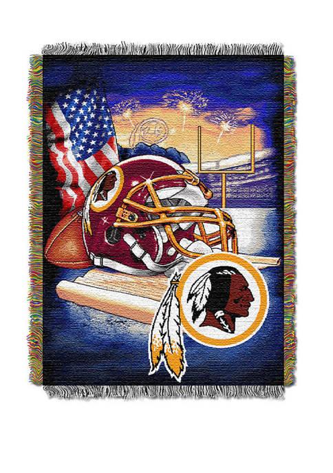 NFL Washington Redskins Home Field Advantage Tapestry