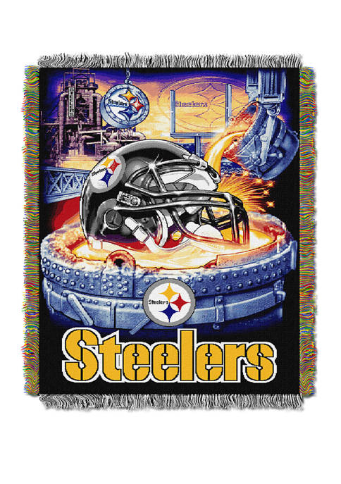 NFL Pittsburgh Steelers Home Field Advantage Tapestry