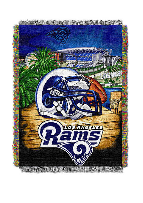 NFL Los Angeles Rams Home Field Advantage Tapestry