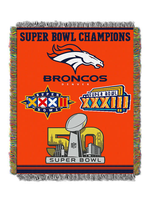 The Northwest Company NFL Denver Broncos Commemorative Series