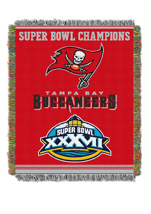 The Northwest Company NFL Tampa Bay Buccaneers Commemorative