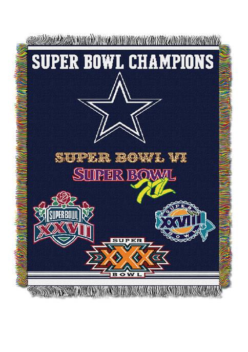 The Northwest Company NFL Dallas Cowboys Commemorative Series