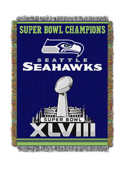 The Northwest Company NFL Seattle Seahawks Commemorative Series