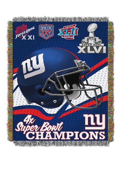 The Northwest Company NFL New York Giants Commemorative