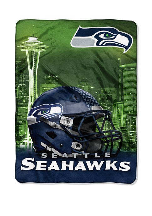 NFL Seattle Seahawks Heritage Silk Touch Throw