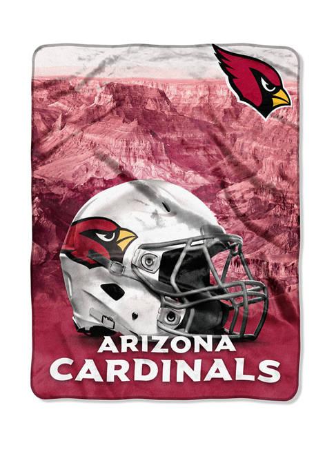 NFL Arizona Cardinals Heritage Silk Touch Throw