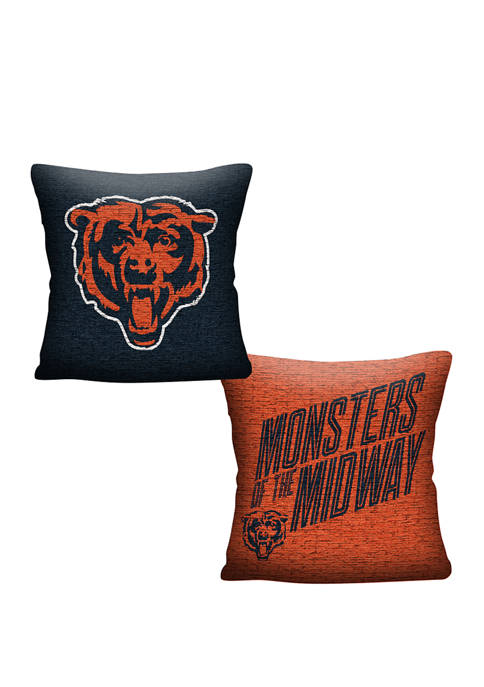 NFL Chicago Bears Invert Pillow